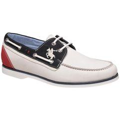 Dockside-Polo-Bra-em-couro-nobuck-branco-azul-vermelho-62919-1