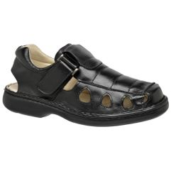 Sandalia-Conforto-em-couro-preto-12001-1