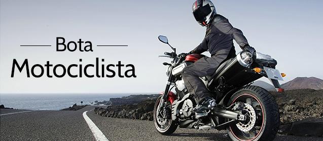 Banner Motociclista