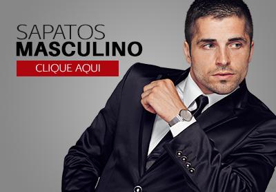 Banner Sapato Masculino