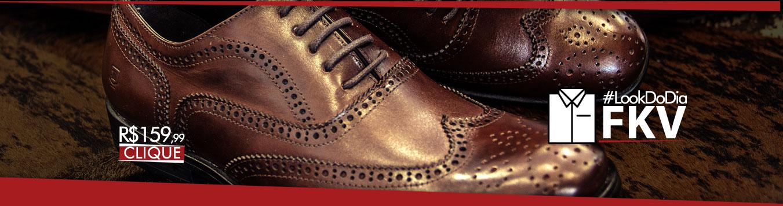 Sapato Oxford Malbork