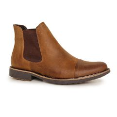 6f0583acbb2 Bota Anatomic Gel 2553 Floater Brown - FKV Calçados