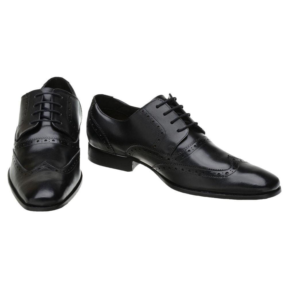 f21fe159c Sapato Oxford Masculino Malbork em Couro Preto 60053 - FKV Calçados