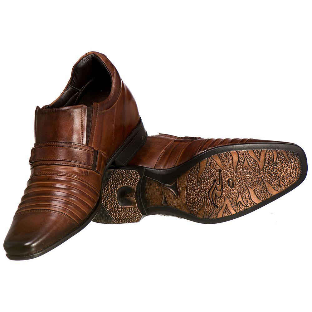efe1090399 FKV Calçados · Masculino · Sapato. Sapato-Rafarillo-Alth-Couro-Mogno-3259-04