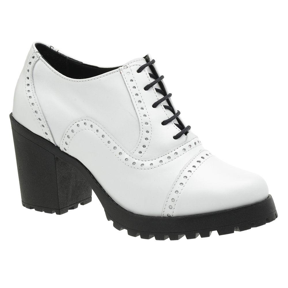 Sapato-Feminino-Oxford-Branco-Em-Couro-Salto-Tratorado-19000-01