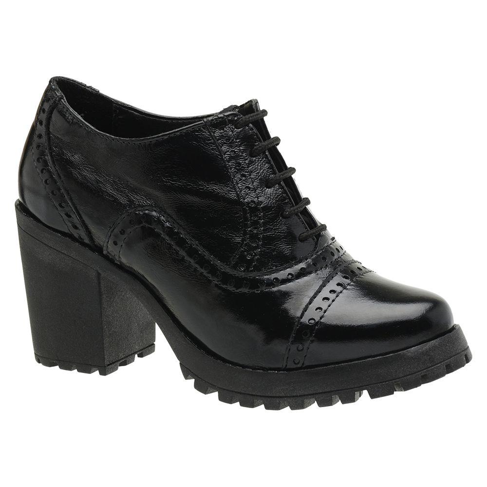 Sapato-Feminino-Oxford-Preto-Em-Couro-Salto-Tratorado-19000-01