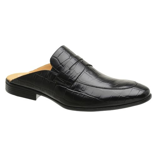 Sapato-Mule-Masculino-Malbork-Em-Couro-Preto-Croco-58846-01