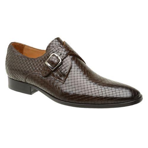Sapato-Social-Malbork-Em-Couro-Mouro-Quadriculado-Solado-De-Couro-60462-01