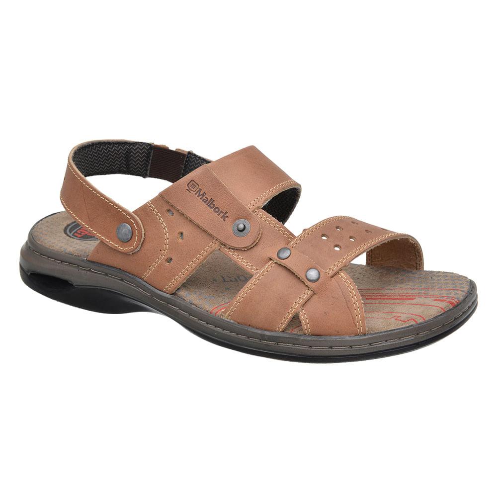 Sandalia-Conforto-Masculina-Malbork-Couro-Fossil-Bege-1111J102-01