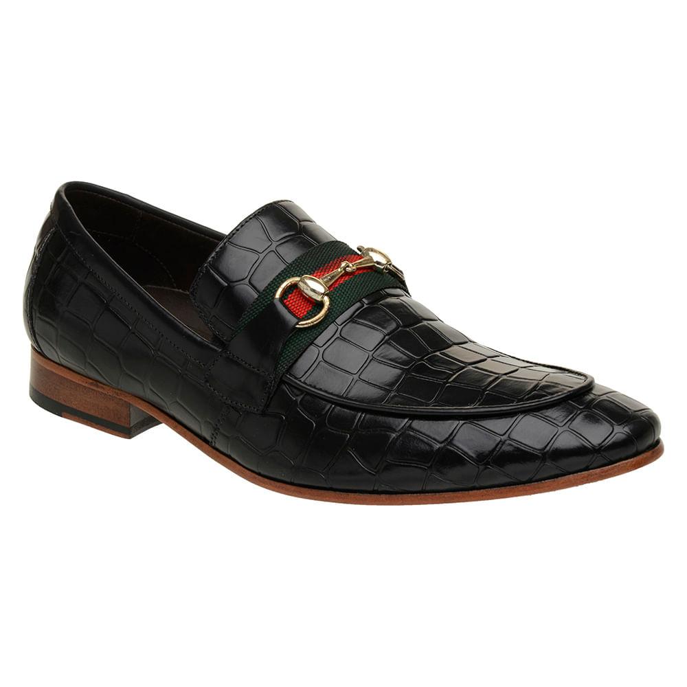 Sapato-Masculino-Malbork-Portugal-Em-Couro-Croco-Preto-58851-01