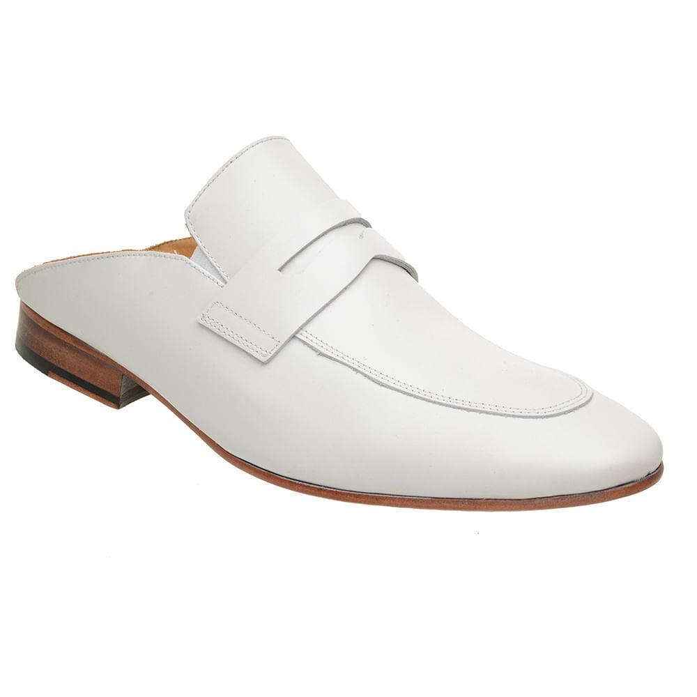 Sapato-Mule-Masculino-Malbork-Couro-Branco-Solado-Couro-5846-01