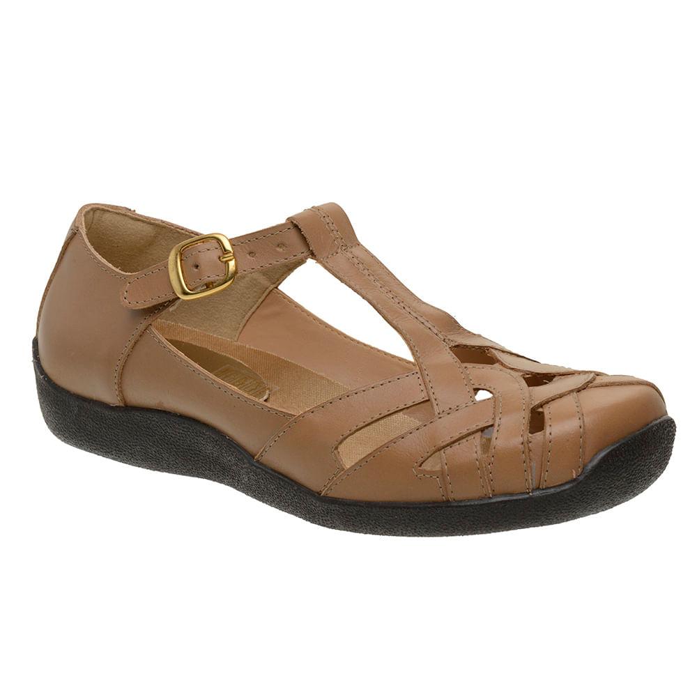 Sapato-Boneca-Retro-Malbork-Couro-Taupe-Trancado-2611-01