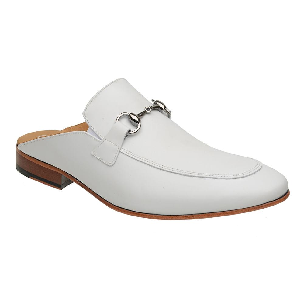 Sapato-Masculino-Slipper-Mule-Malbork-Couro-Liso-Branco-5849-01