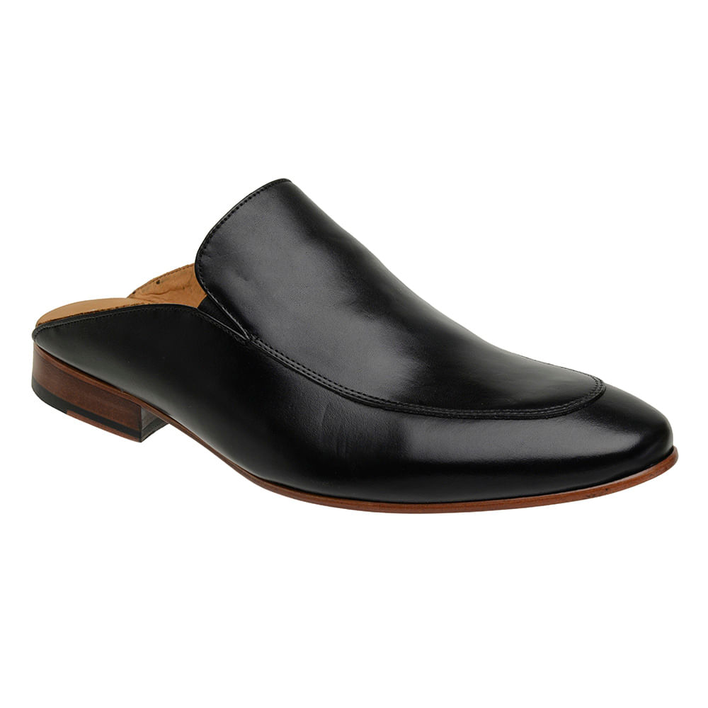 Sapato-Masculino-Slipper-Mule-Malbork-Couro-Liso-Preto-5845-01