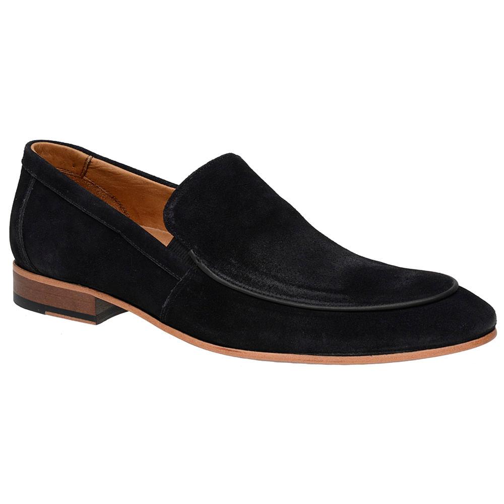 Sapato-Social-Preto-Camurca-Premium-Solado-em-Couro-5854-01